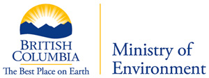 Logo: British Columbia Ministry of Environment - British Columbia: The Best Place on Earth