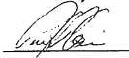 Rod Blair Signature